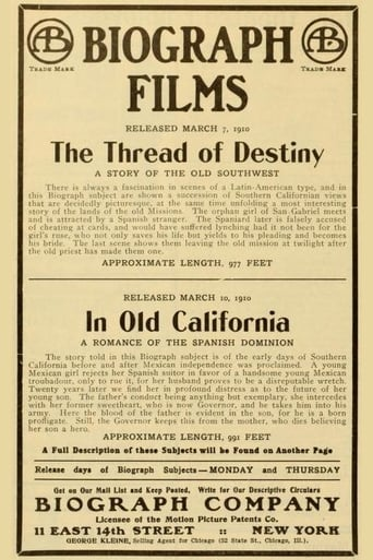 Watch In Old California Online Free Putlocker