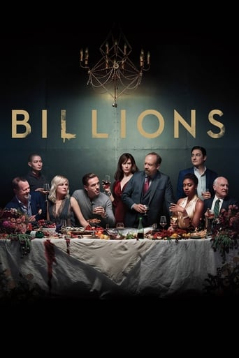 Poster of Billions fragman