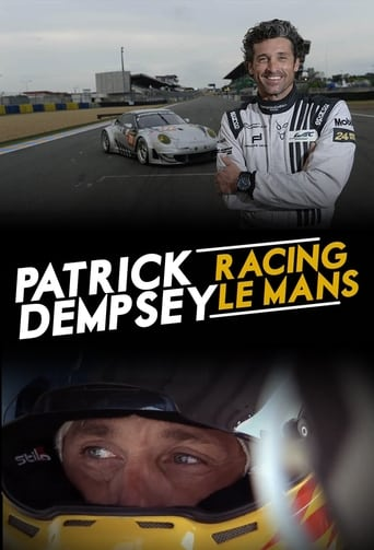 Poster of Patrick Dempsey: Racing LeMans