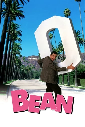 Bean (1997) - poster