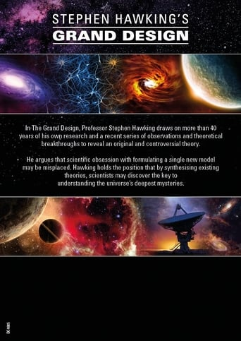 Poster of Stephen Hawking's Grand Design