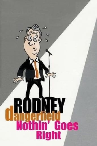 Poster of Rodney Dangerfield: Nothin' Goes Right