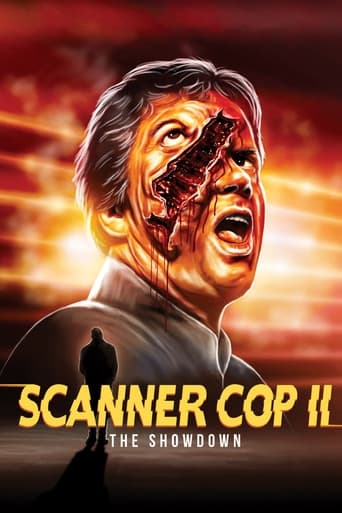 Poster of Scanners: The Showdown