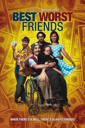 Poster of Best Worst Friends