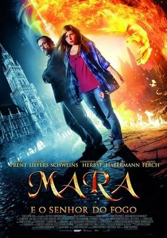 Mara e o Senhor do Fogo - Poster