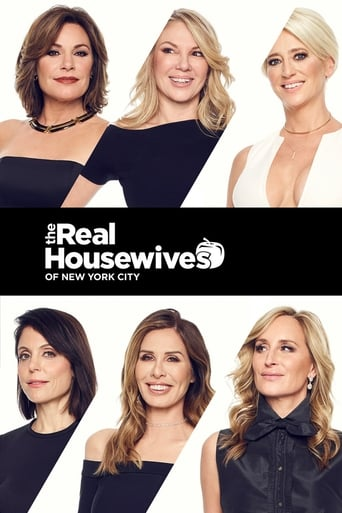 Poster of Les real housewives de New York