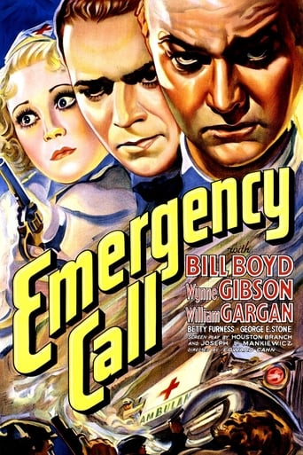 Poster of Emergency Call