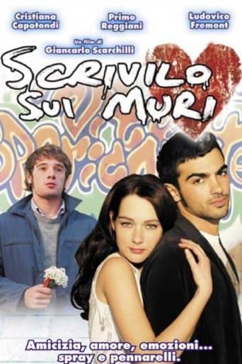 Poster of Scrivilo sui muri