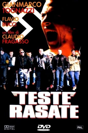 Poster of Teste rasate