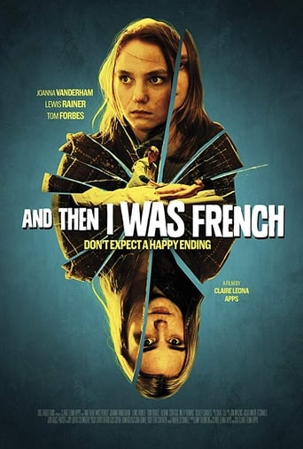 Poster of And Then I Was French
