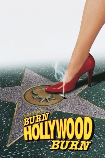 Poster of An Alan Smithee Film: Burn, Hollywood, Burn