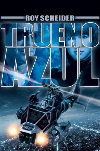 Poster of El trueno azul