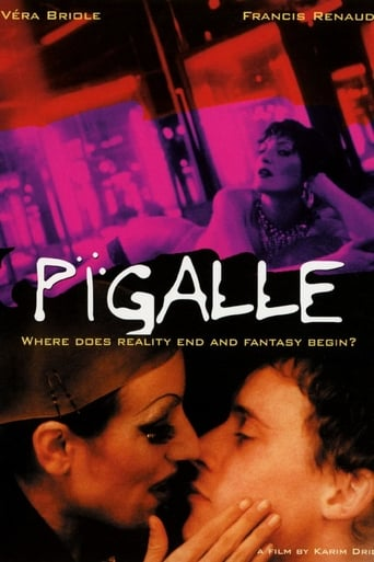 Poster of Pigalle
