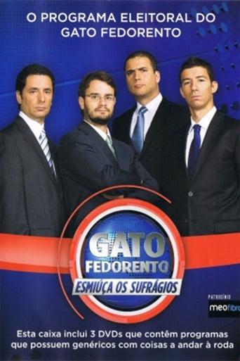 Poster of Gato Fedorento: Esmiúça os Sufrágios