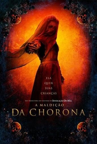 A Maldição da Chorona - Poster