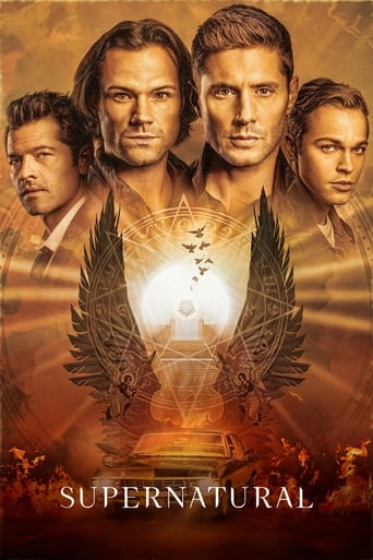 Supernatural 15ª Temporada Torrent (2019) Dublado / Legendado WEB-DL 720p | 1080p - Download