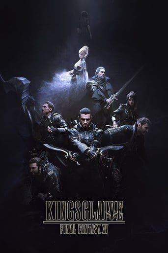 Final Fantasy XV : Kingsglaive