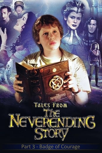 Poster of Tales from the Neverending Story: Badge of Courage