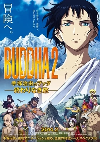 Poster of Buddha 2: The Endless Journey
