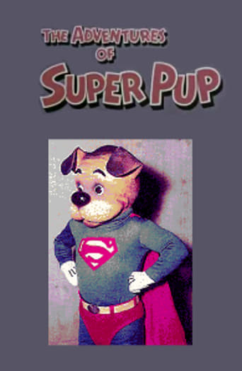 Poster of The Adventures of Super Pup