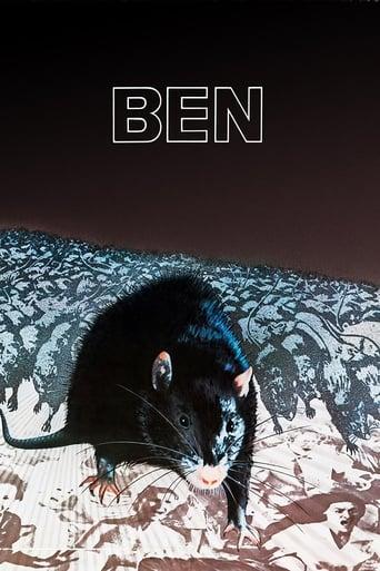 Poster of Ben, La Rata Asesina