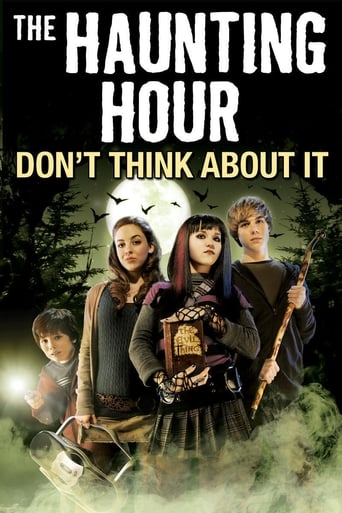 The Haunting Hour: Don't Think About It Poster