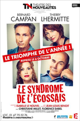 Poster of Le syndrome de l'écossais