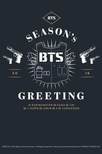 BTS 2016 Season's Greetings