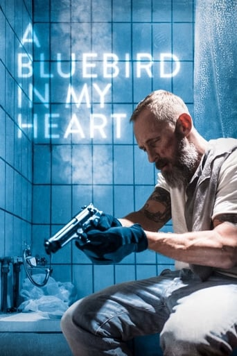 A Bluebird in My Heart Poster
