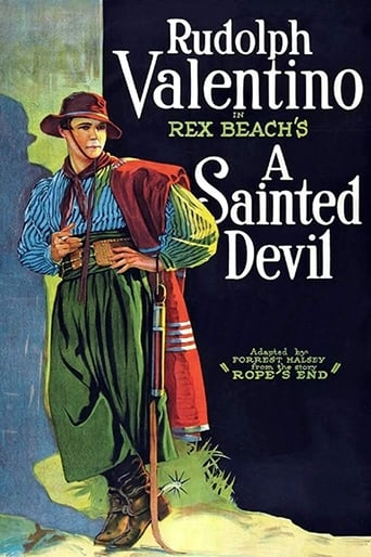 Poster of A Sainted Devil