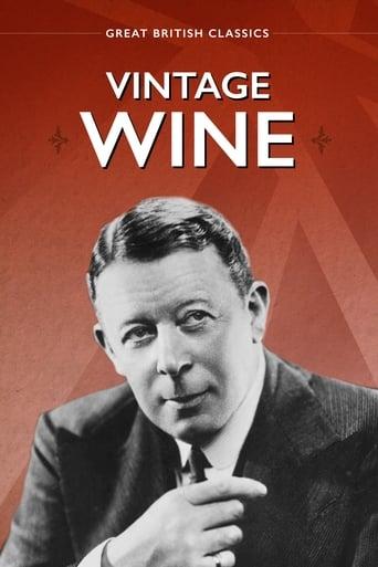 Poster of Vintage Wine