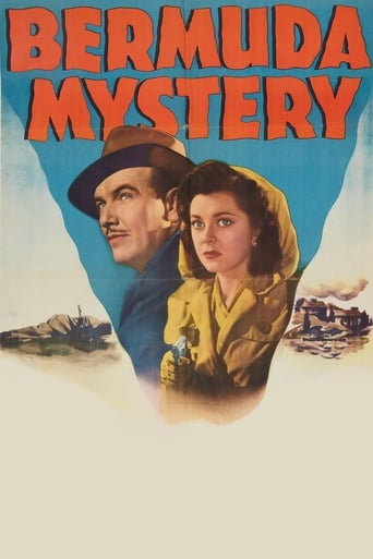 Poster of Bermuda Mystery
