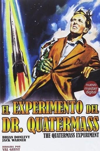 Poster of El experimento del Dr. Quatermass