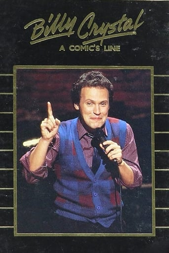 Billy Crystal: A Comic's Line