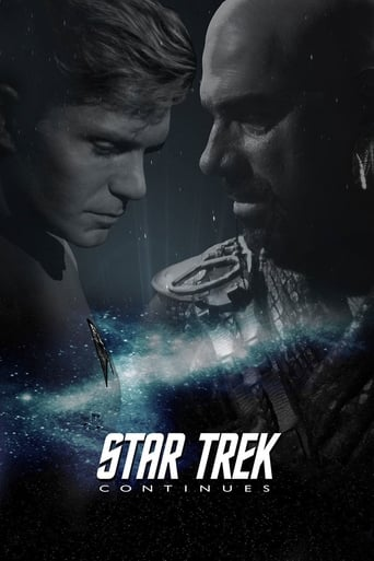 Poster of Star Trek Continues
