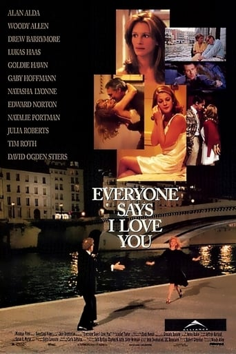 voir film Tout le monde dit I love you  (Everyone Says I Love You) streaming vf