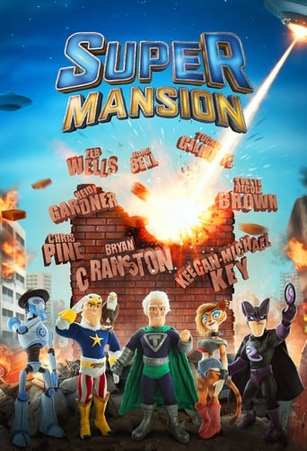 Poster of Supermansion
