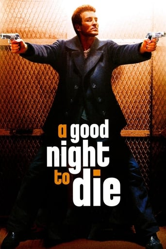 Poster of A Good Night to Die