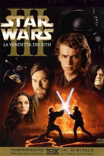 Poster of Star Wars: Episodio III - La vendetta dei Sith