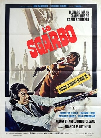 Poster of Lo sgarbo