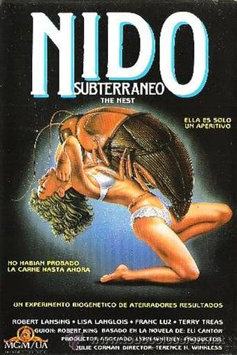 Poster of Nido subterráneo