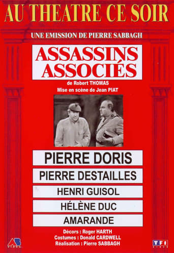 Poster of Les assassins associés