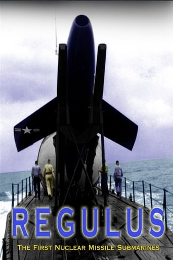 Regulus: The First Nuclear Missile Submarines