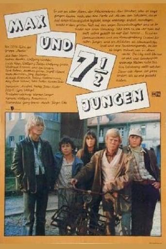Poster of Max und siebeneinhalb Jungen