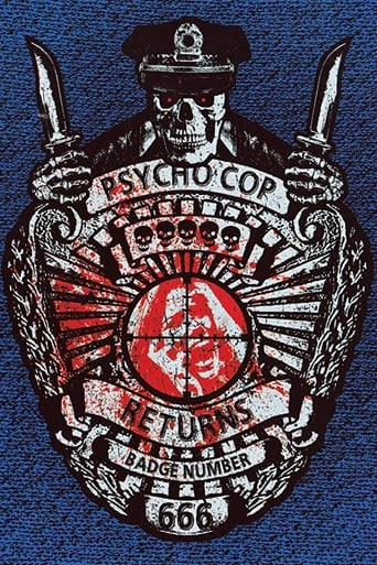 Poster of Habeas Corpus: The Making of 'Psycho Cop Returns'