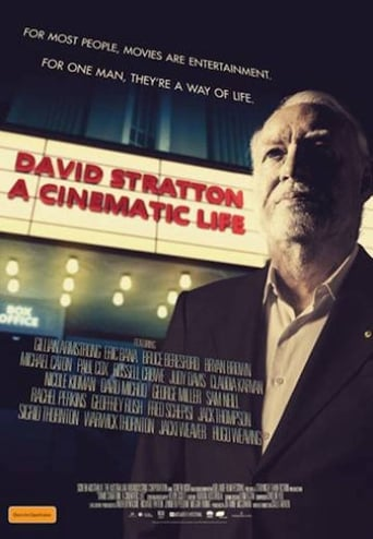 Poster of David Stratton: A Cinematic Life