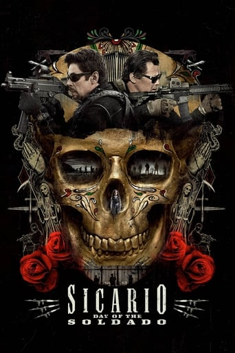 Poster of Sicario: Day of the Soldado
