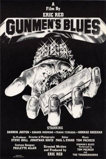 Poster of Gunmen's Blues