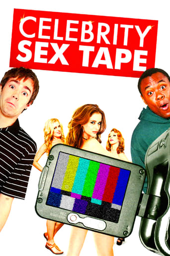 Poster of Celebrity Sex Tape