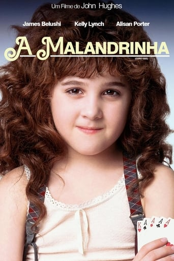 A Malandrinha - Poster